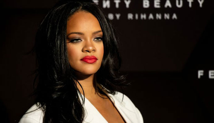 Rihanna: 'I couldn't dare do that. For what? Who gains from that? Not my people'. Photograph: Steve Cho/Penta Press/REX/Shutterstock