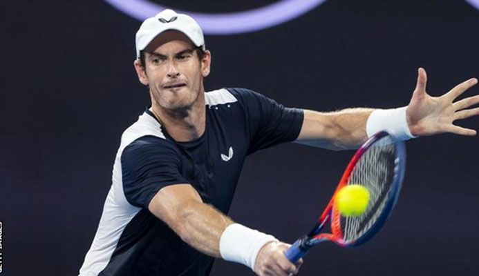 Murray has said that hip pain is likely to force his retirement this year