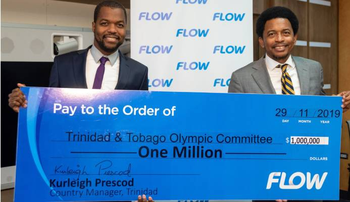 TTOC collects $1m from Flow