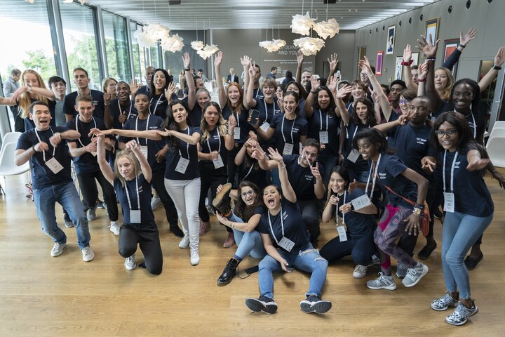 IOC YOUNG LEADERS PROGRAMME