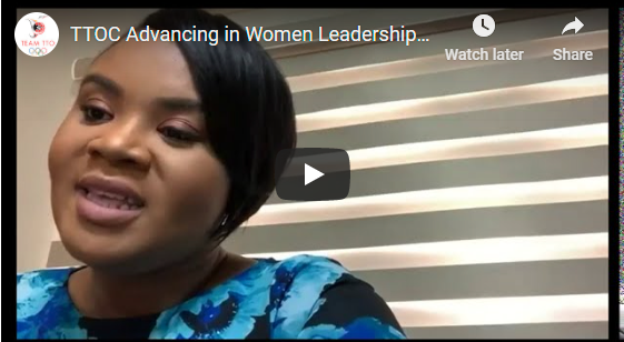 TTOC Advancing in Women Leadership Forum 2020 (Virtual Edition)
