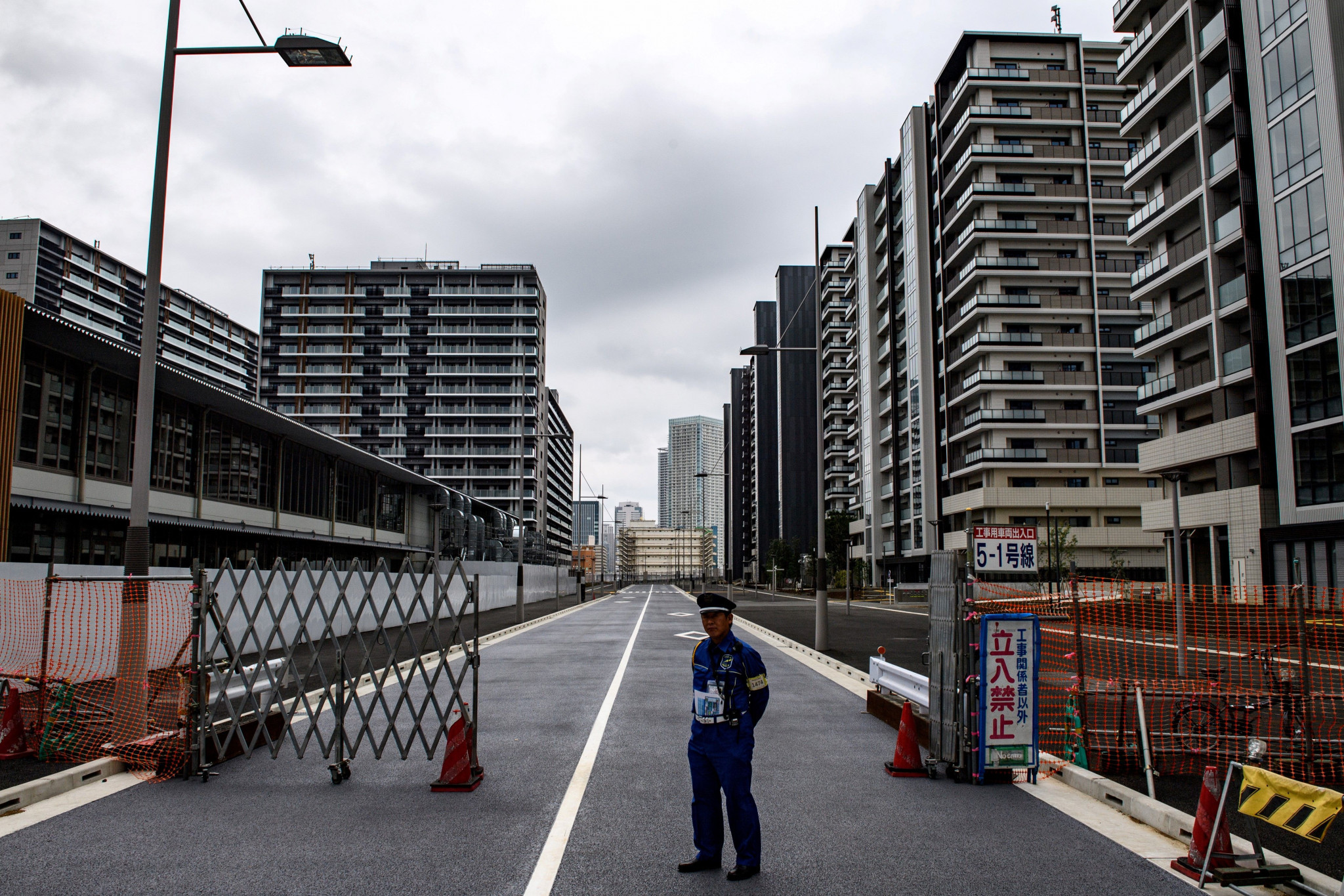 Athletes will be limited to the Athletes' Village and venues at Tokyo 2020 ©Getty Images