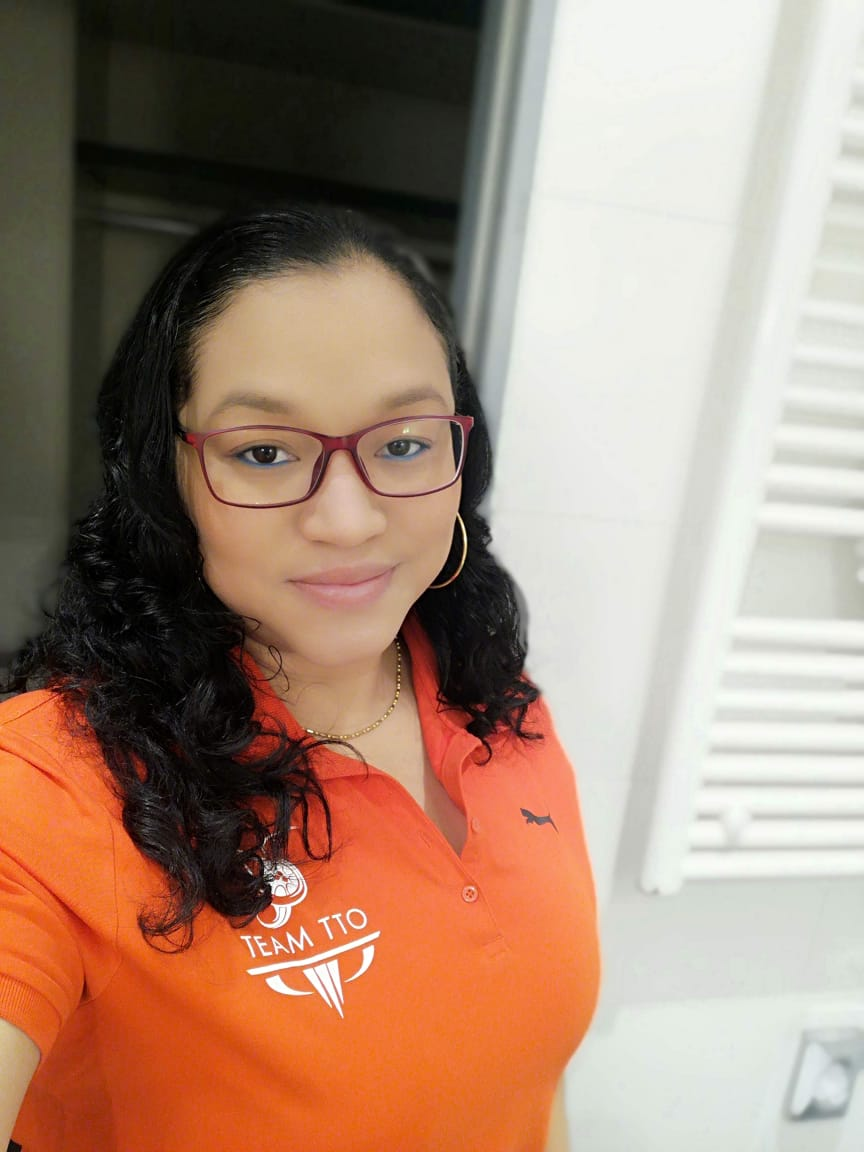 Lovie Santana Appointed as Tokyo 2020 Olympic Games Chef De Mission for Team TTO