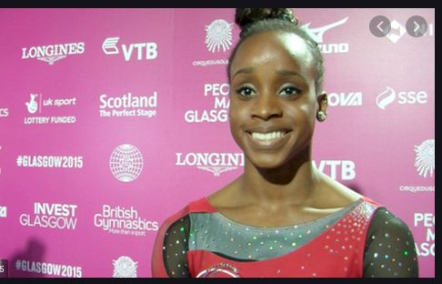 Olympic channel highlights T&T's Williams gymnastic skills