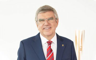 THOMAS BACH TO STAND UNOPPOSED FOR IOC PRESIDENCY