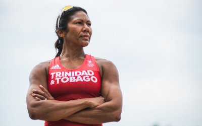 From Masters Rower to Olympian Aisha Chow, Trinidad & Tobago