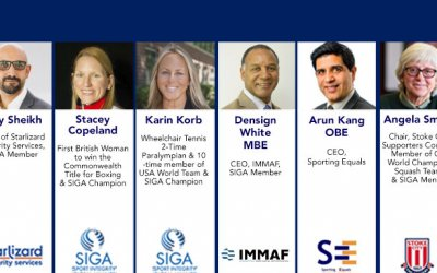 SIGA ESTABLISHES STANDING COMMITTEE ON RACE, GENDER, DIVERSITY, AND INCLUSION IN SPORT