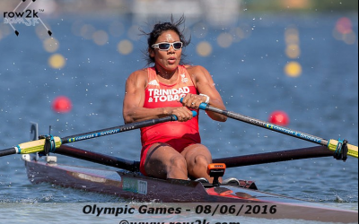 row2k's Four Years Later: Trinidad & Tobago's Aisha Chow