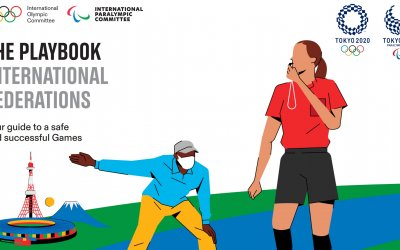 FIRST PLAYBOOK PUBLISHED OUTLINING MEASURES TO DELIVER SAFE AND SUCCESSFUL OLYMPIC AND PARALYMPIC GAMES TOKYO 2020