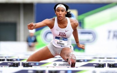 Trinidad and Tobago's Tyra Gittens still has a chance of Olympic hep qualification
