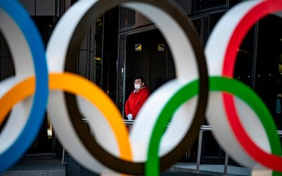 IOC chief declares 'there is no plan B' and that Tokyo Olympics will go ahead