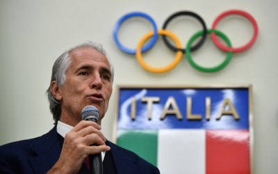 "Italian NOC will ""never"" ask for Tokyo 2020 athletes to get vaccine ahead of others"