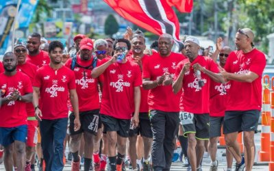 TTOC leadership to take part in virtual marathon fundraiser for athletes