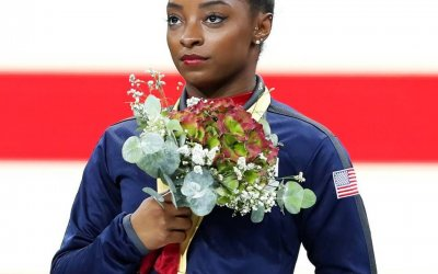 "Simone Biles Says She'll ""Do Anything"" to Compete at Tokyo Olympics: ""I'm in 100 Percent"""