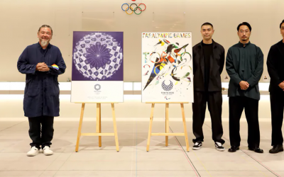 Tokyo 2020 iconic art posters unveiled for Olympic and Paralympic Games