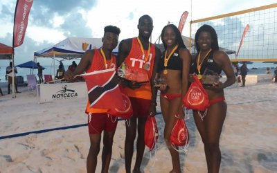 TTVF names Olympic Beach vball hopefuls